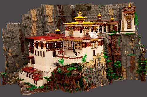Tiger's Nest Monastery, Paro Taktsang | by anupehr