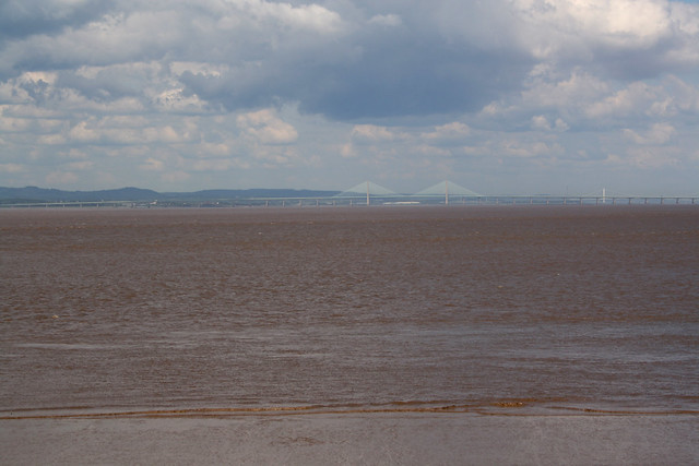 The Severn at Portishead