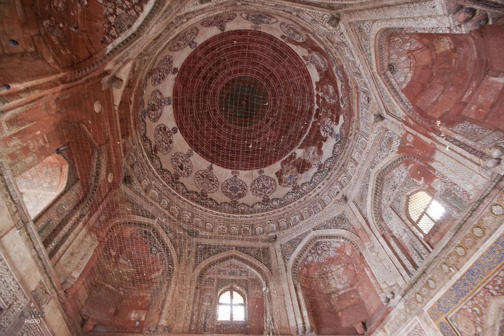 Inside Jama Masjid | A. Wee | Flickr