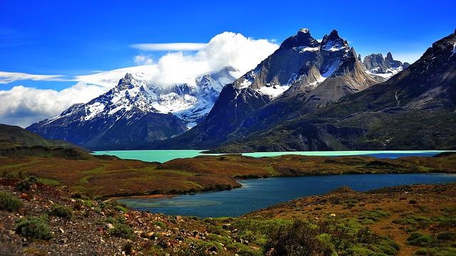 Lago Nordenskjöld, Torres del Paine NP