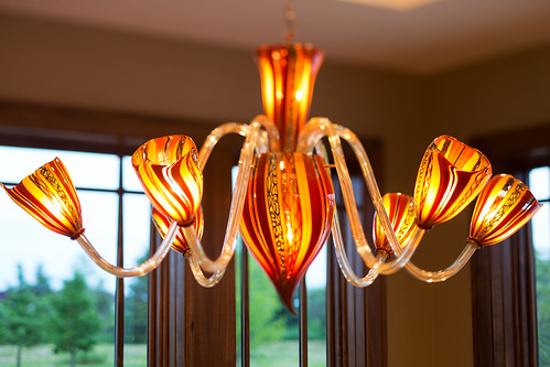 Ogetti Glass Dining Fixture | by Jim Kuiken Design
