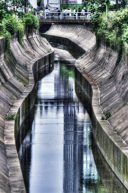 都会の川 - The Urban River #2
