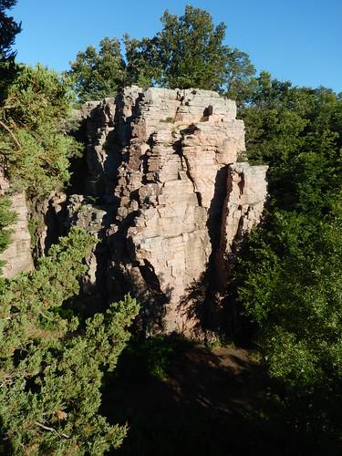 southdakota palisadesstatepark splitrockcreek siouxquartzite quartzite rockformation rocks rockformations