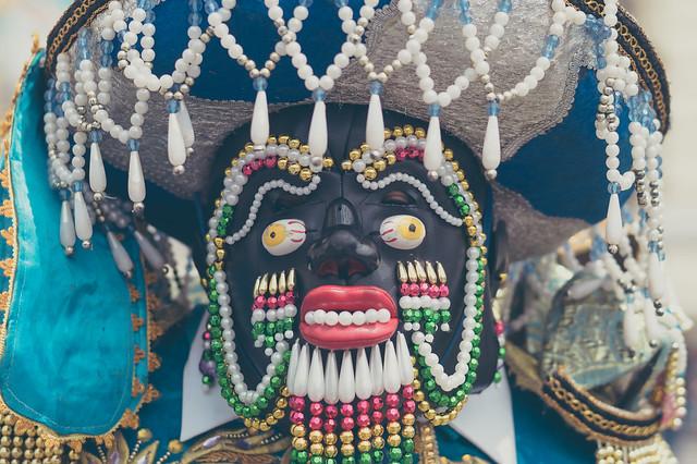 Negrito de Huánuco (Danzante)