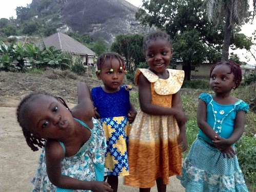 Igala Children, Ushafa Village, FCT, Abuja, Nigeria. #JujuFilms | by Jujufilms