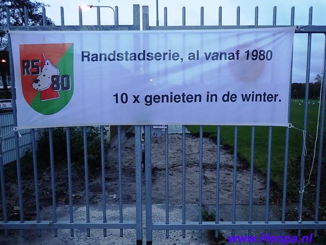 2016-11-19 Wassenaar RS80 Tocht 25 Km 1