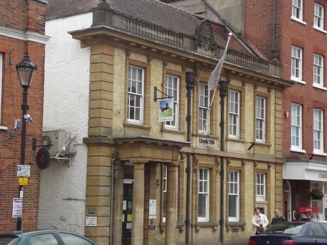 Lloyds TSB - High Street, Lymington