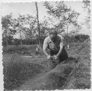 1962 - Etienne, chasse à l'Ortolan