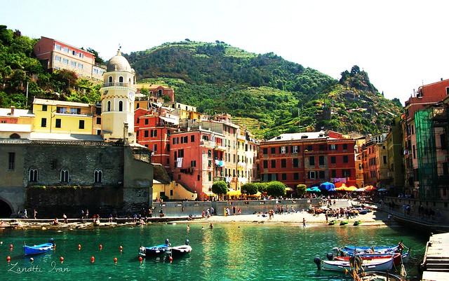 Cinque Terre Liguria     - Zanotti Ivan -
