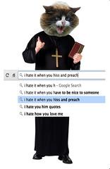 Hiss and Preach