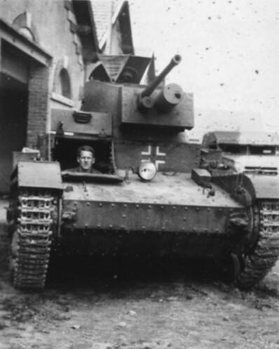 Polacco tecnica tedeschi unità (3)