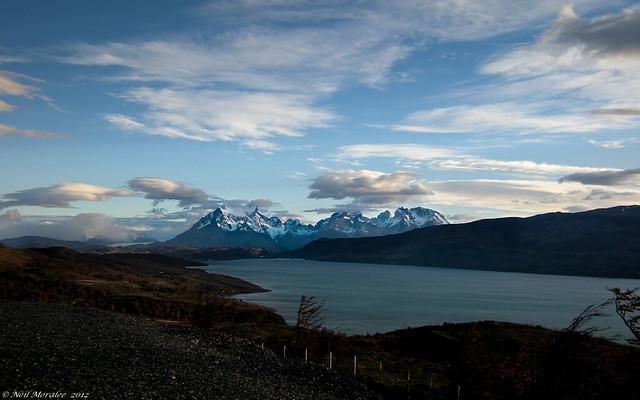 Goodbye Patagonia.