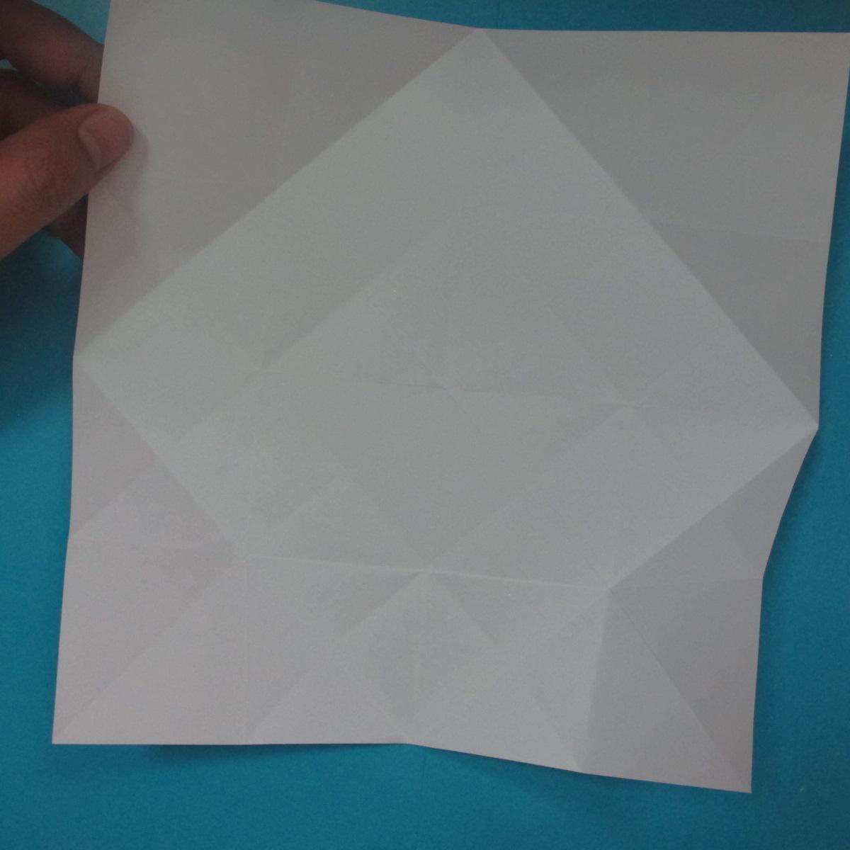 วิธีการพับกระดาษเป็นนกเพนกวิ้น 008