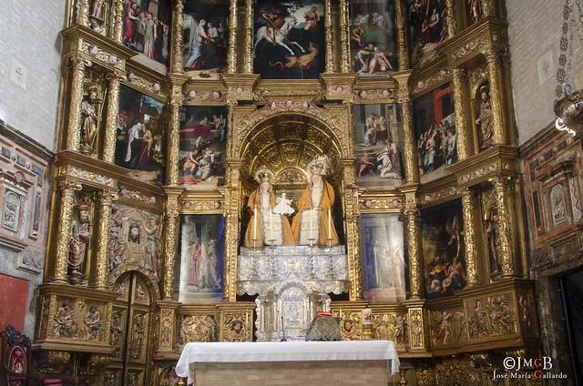 Real Iglesia de Santa Ana, Sevilla