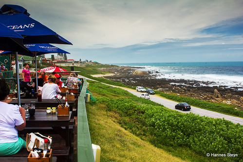 ocean africa sea seascape beach water southafrica restaurant coast sand barnacles easterncape seaview