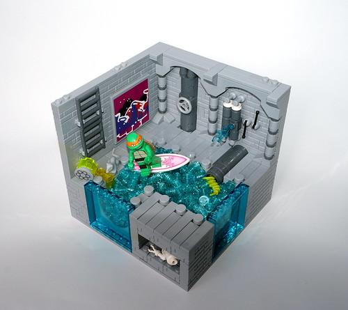 secret underground life - sewerage