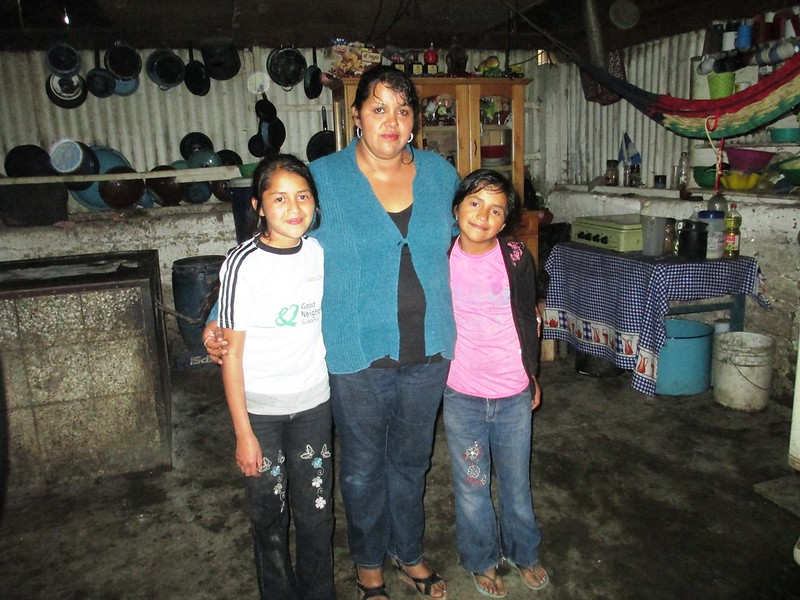 Home Visit, Tecpan, Guatemala, May 2014