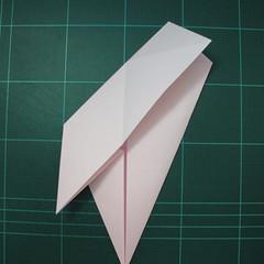 การพับกระดาษเป็นไดโนเสาร์ทีเร็กซ์ (Origami Tyrannosaurus Rex) 007
