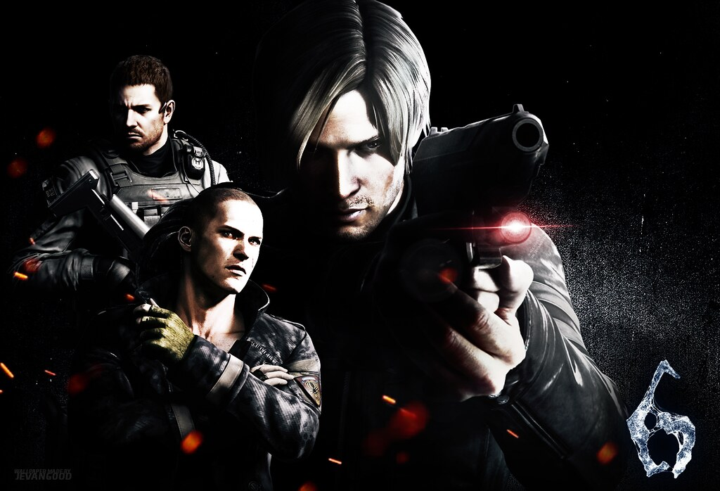 Resident Evil 6 Wallpaper Jevangood Flickr