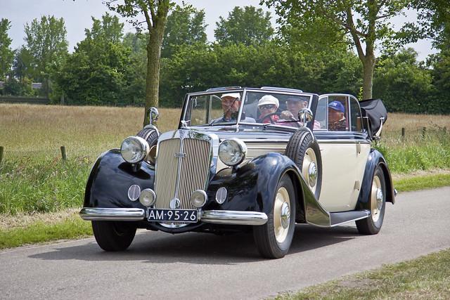 Horch 930V Sport Cabriolet 1937 (8106)