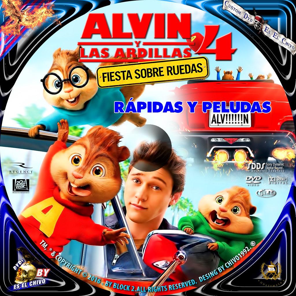 Alvin Y Las Ardillas 4 V1 Es El Chivo El Insuperable Flickr