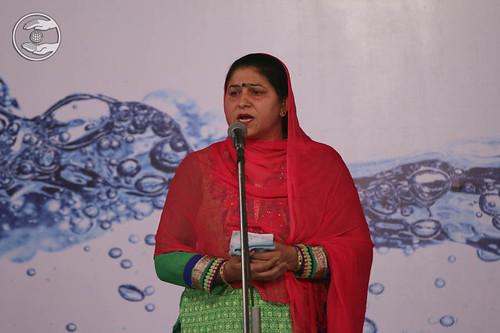Devotional song by Meenu Kukreja