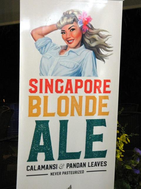 Singapore Blonde Ale, Singapore