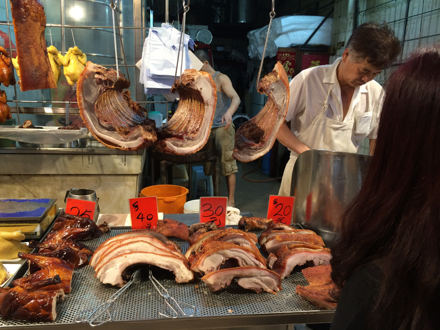 Tang, Christine; Hong Kong - A Guide for Groceries