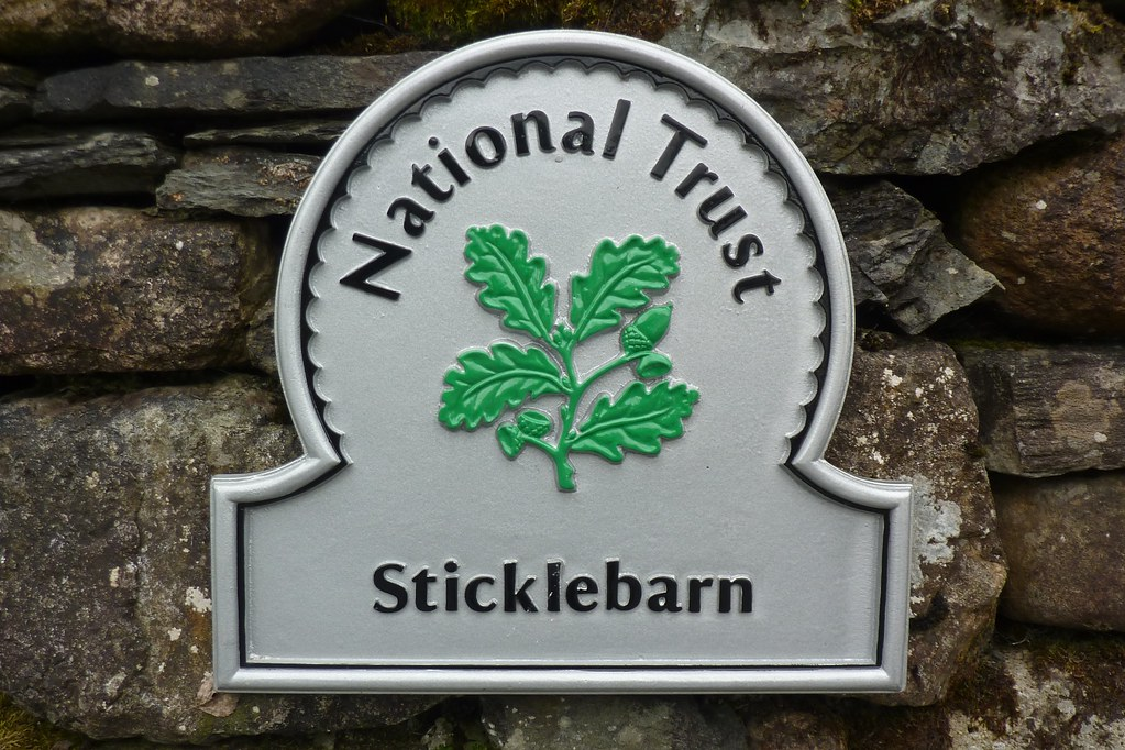 National Trust Sticklebarn | The only National Trust owned A… | Flickr