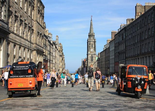 Edinburgh: Mardi Gras 2013