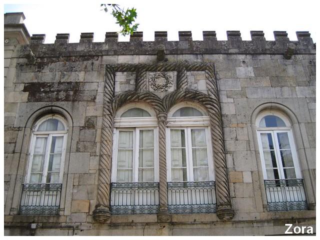 Fenêtre Manuéline à Vila Real