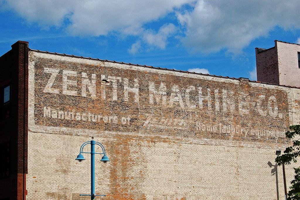 Minnesota, Duluth, Zenith Machine Co  | The Zenith Machine C