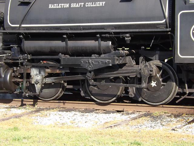 Lehigh Valley Coal 126 (Sadie)