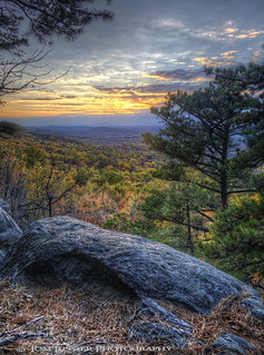 Evening at Bears Den | by Tom Lussier Photography