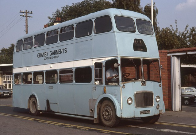 Former Ribble PD3 KCK878 (1532)