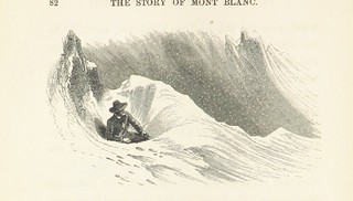 Image taken from page 100 of 'The Story of Mont Blanc' | by The British Library