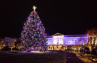 Greenbrier Christmas | by foxtail_1