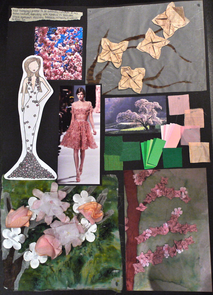 Fashion Design Development Lcf Page 12 Grace Francas Mellor Flickr