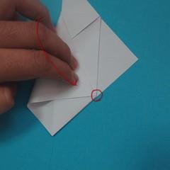 วิธีการพับกระดาษเป็นนกเพนกวิ้น 022
