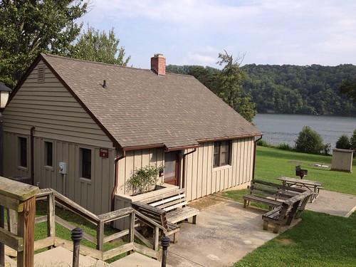 cabins claytorlakestatepark clcabins