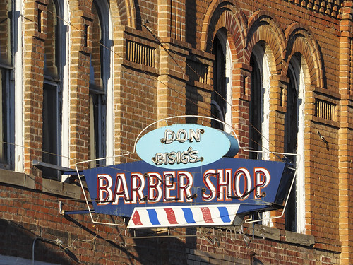 BRICKS & BARBER