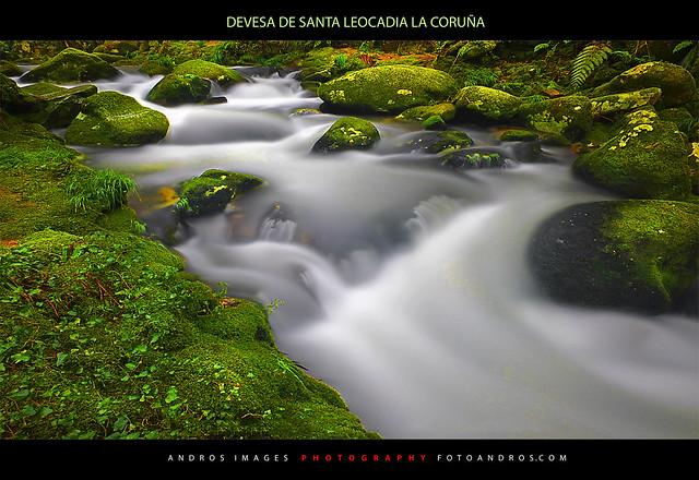 EL VIAJE DEL AGUA V.- Devesa de Santa Leocadia La Coruña. // V. THE JOURNEY OF WATER - Santa Leocadia Devesa La Coruña.
