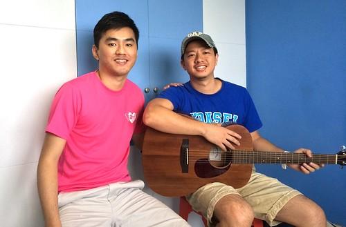 1 to 1 guitar lessons Singapore Zonda