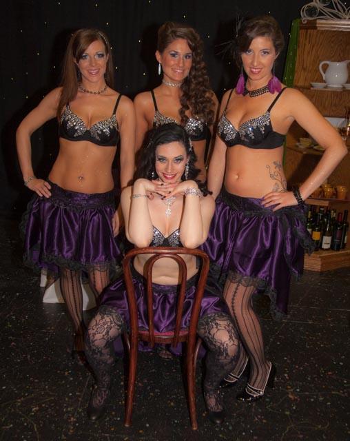 Group shot of Layaly