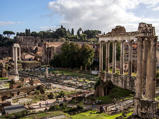Foro Romano #1 | by Game of EPL5 & LUMIX G20/F1.7