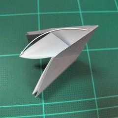 วิธีพับกล่องของขวัญแบบโมดูล่า (Modular Origami Decorative Box) โดย Tomoko Fuse 019