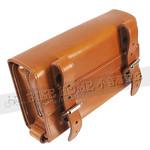 331-1112 BROOKS D-SHAPED 工具袋-蜂蜜色-2
