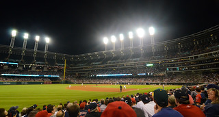 Cleveland Indians vs. New York Yankees | by EDrost88