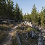 Wolf Lake Cutoff Trail