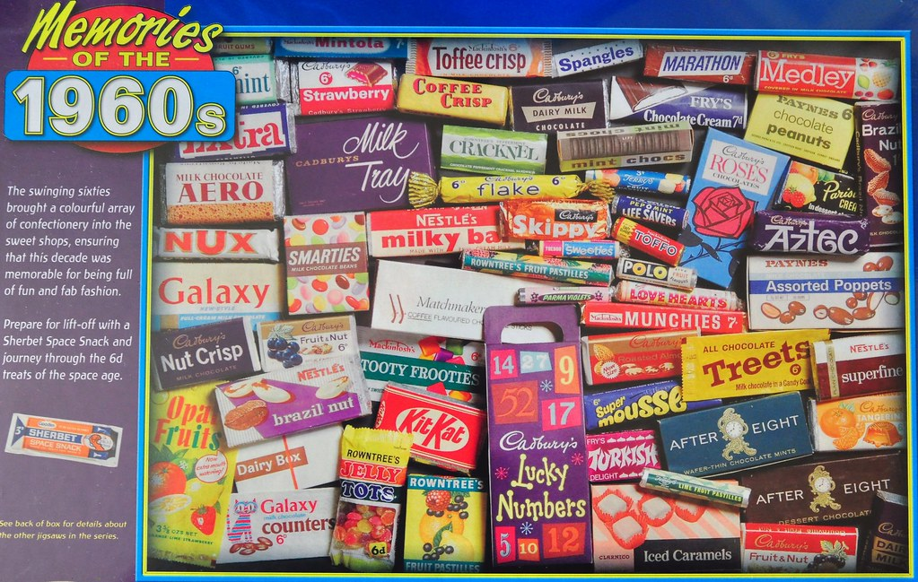 Image result for 1960s sweets